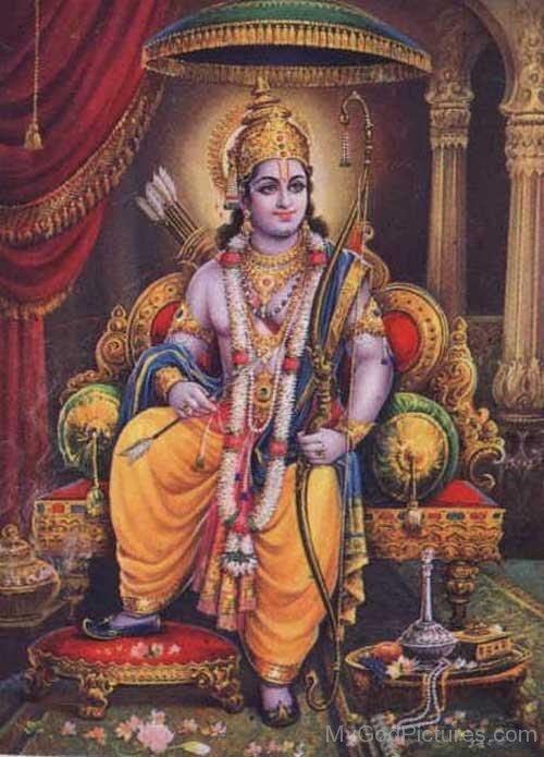 The Great King Lord Rama