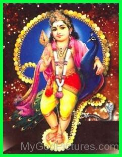 Young Lord Kartikeya