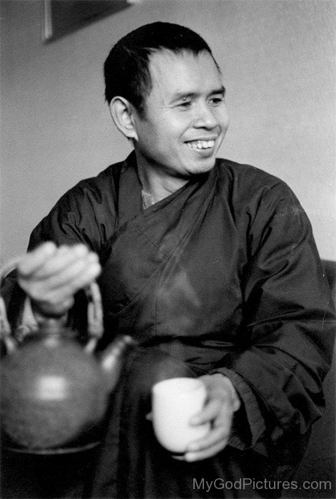 Young Thich Nhat Hanh