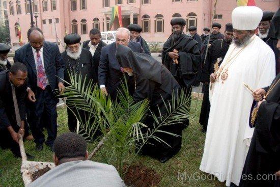 Archbishop Abune Paulos