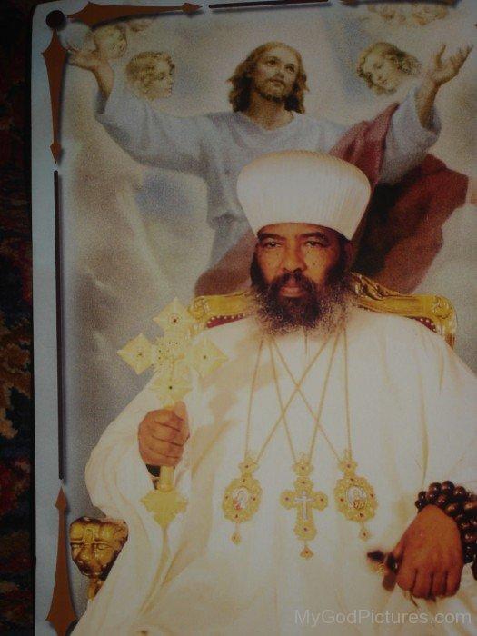 Christian Leader Abune Paulos