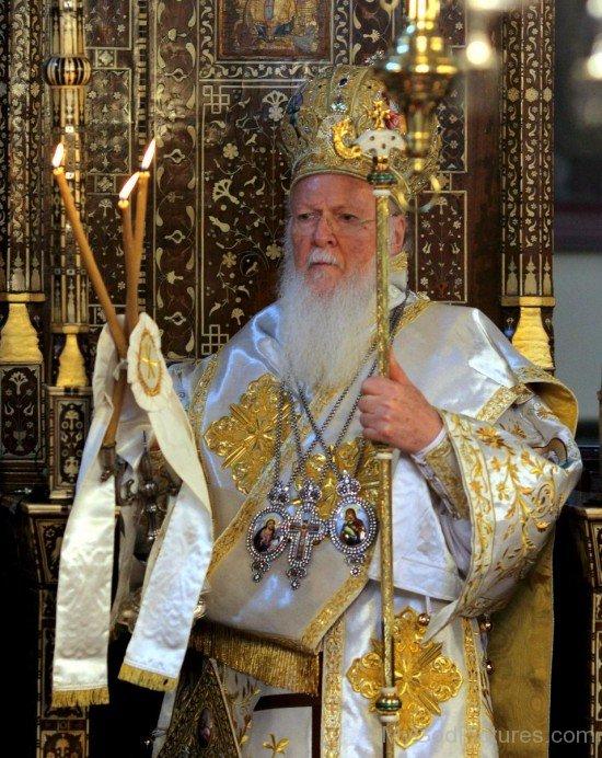Ecumenical Patriarchs