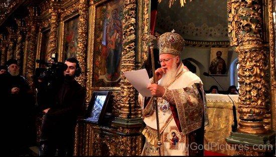 Ecumenical Patriarchs Bartholomew I