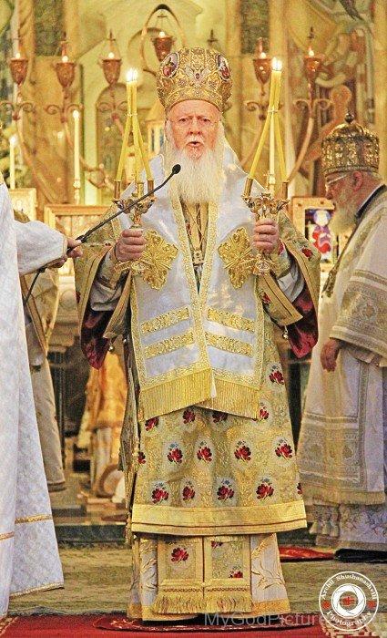 Ecumenical Patriarchs Bartholomew I Image