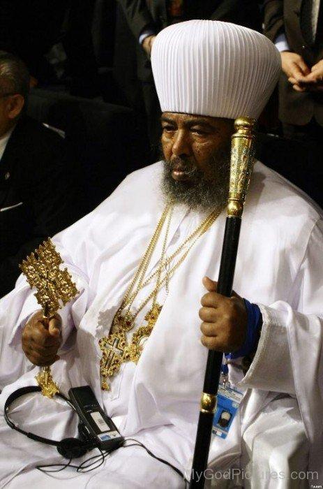 Ethiopian Saint Abune Paulos