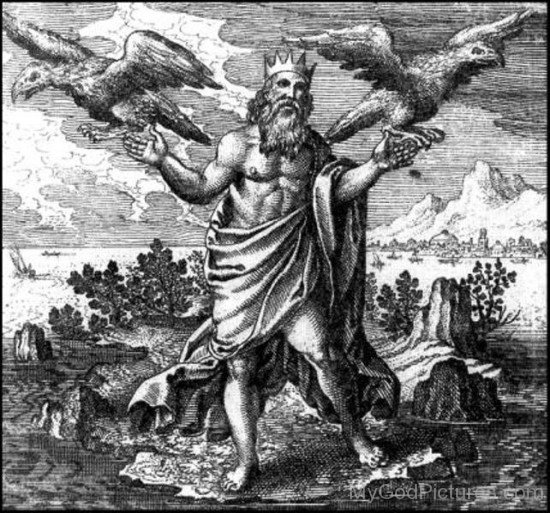 God Jupiter Picture