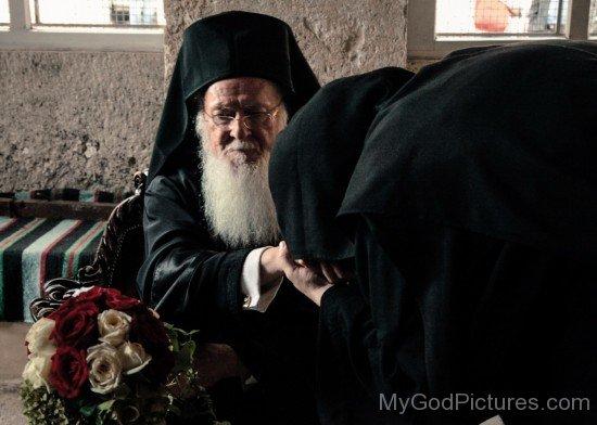 His All Holiness Bartholomew I