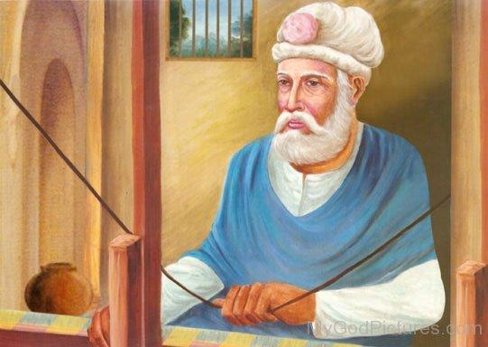 Image Of Bhagat Kabir Ji