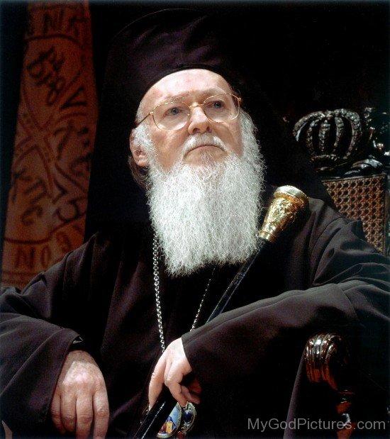 Image Of Ecumenical Patriarchs Bartholomew I