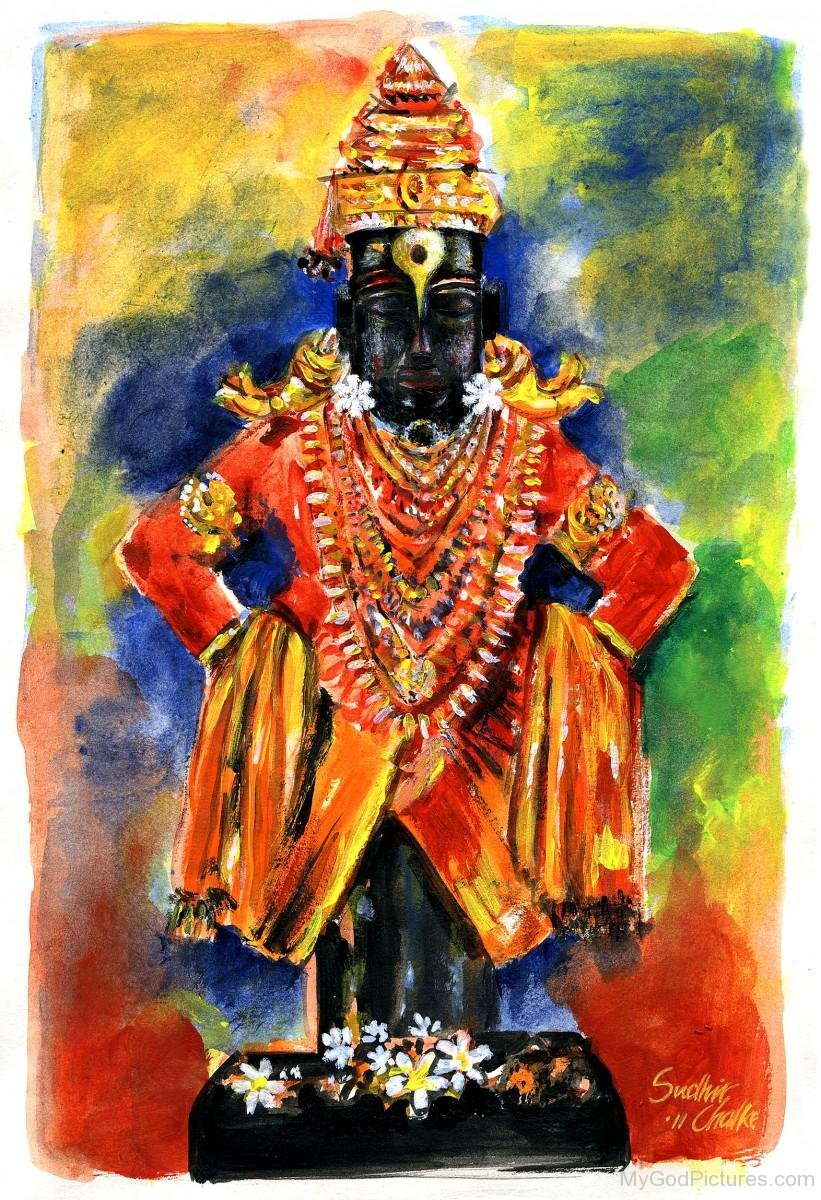 Amazing Wallpaper Lord Vitthal - Lord-Vithoba-Picture  Image_489688.jpg