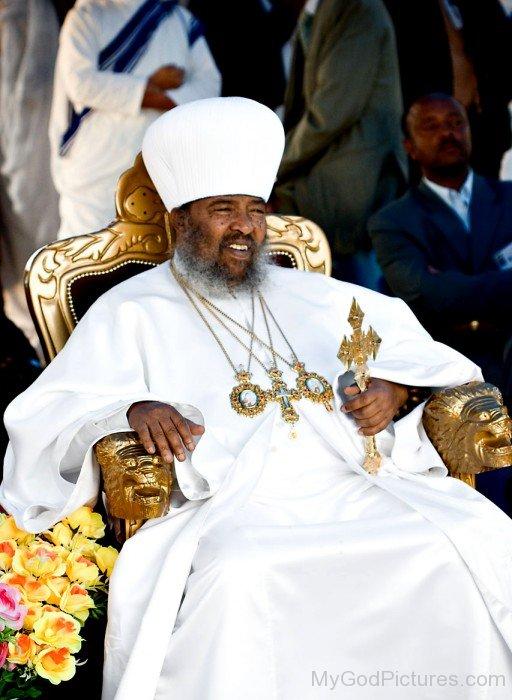 Patriarch  Abune Paulos