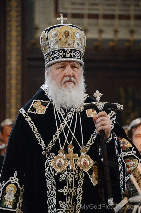 Patriarch Kirill To Hold Divine Services