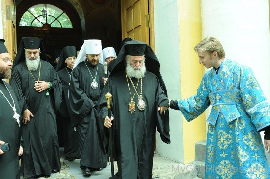 Patriarch Theodore of Alexandria