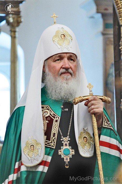 Photo Of Patriarch Kirill I
