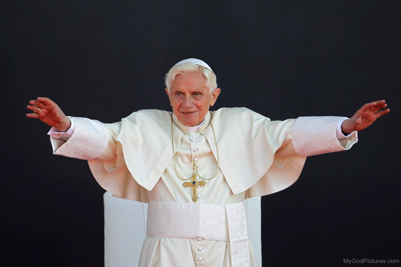 pope benedict Although his holiness pope francis might have a private or official email address, he does not have a publicly listed email address those who wish to contact him by.