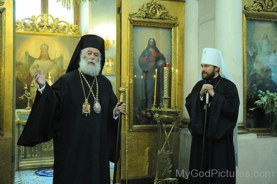 Pope and Patriarch Theodore II
