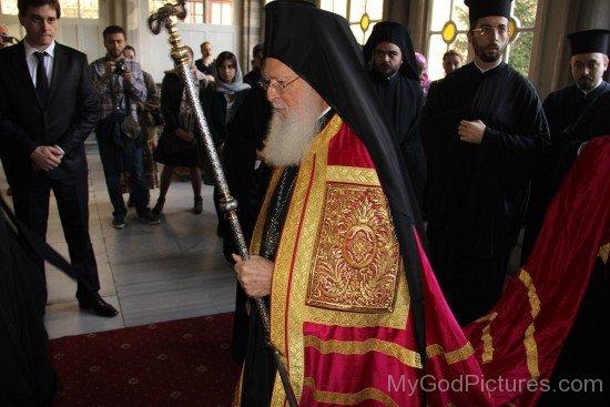 Religious Leader Ecumenical Patriarchs Bartholomew I