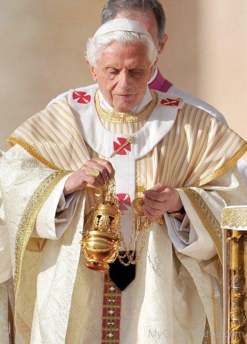 Saint Pope Benedict XVI