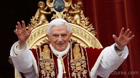 Saint Pope Benedict XVI Image