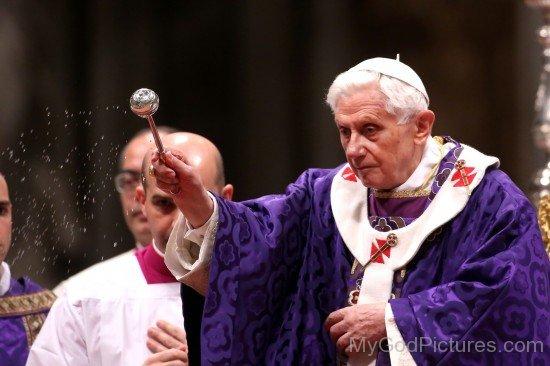 Saint Pope Benedict XVI Picture