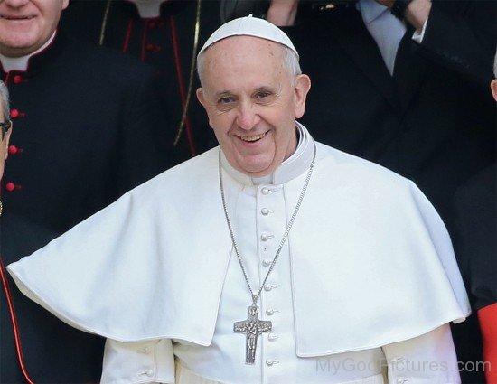 Saint Pope Francis