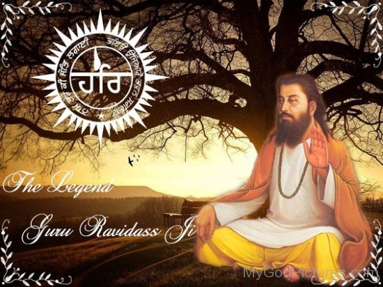 Satguru Ravidass Ji The Legend Guru