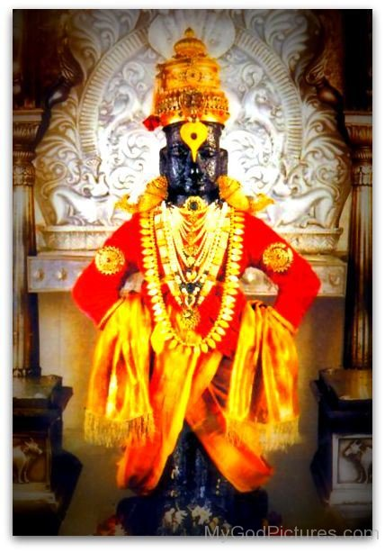 Shree Lord Vithoba Statue
