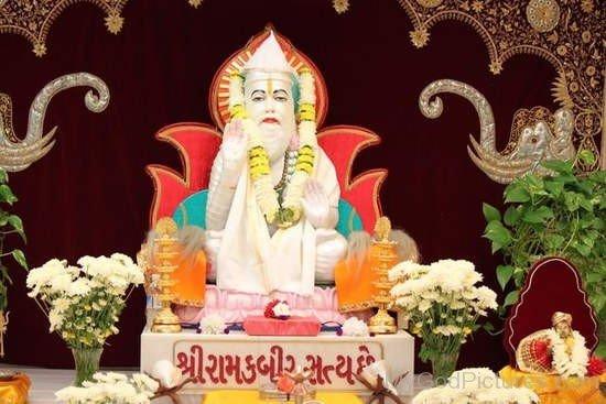 Statue Of Bhagat Kabir Ji
