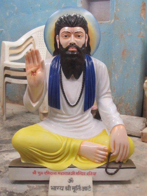 Statue Of Satguru Ravidass Ji