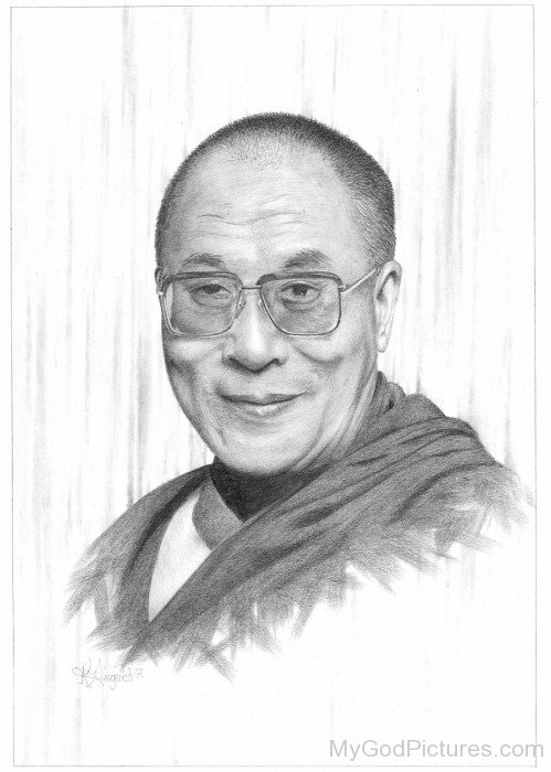 Tenzin Gyatso Picture