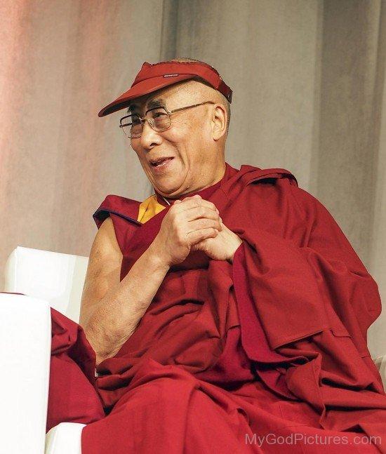 Tenzin Gyasto Smiling