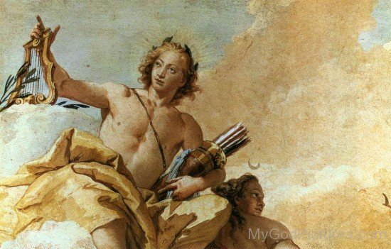 The Birth and Song of Apollo