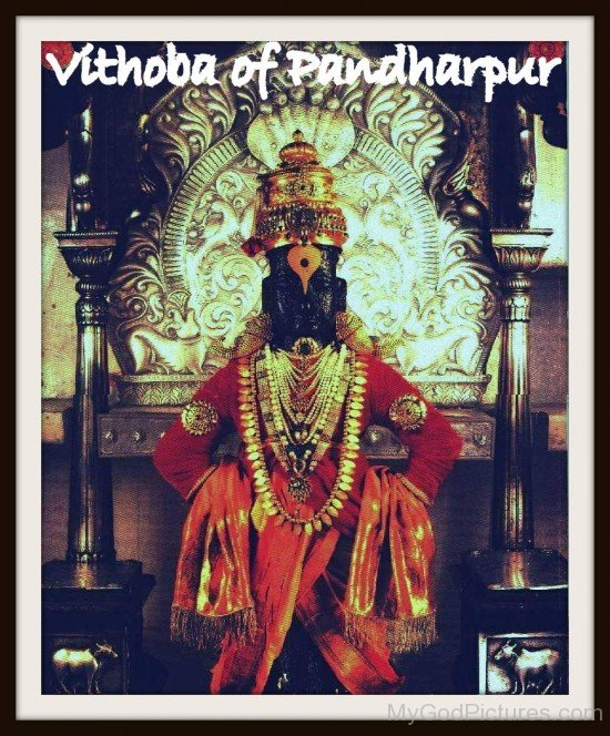 Vithoba Of Pandharpur