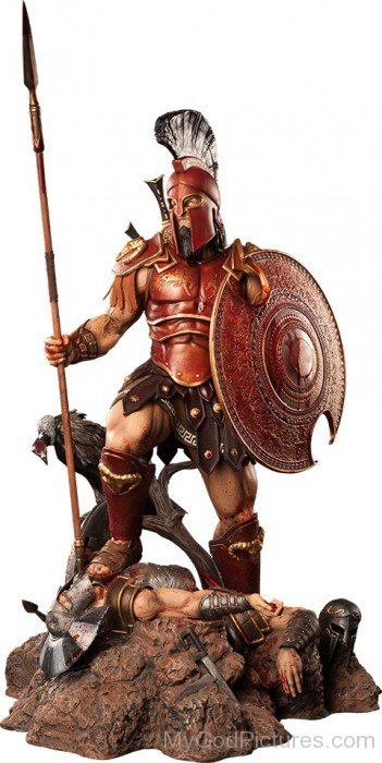 Ares The God of War Picture