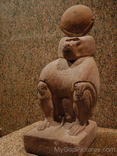 Babi Statue-lm204
