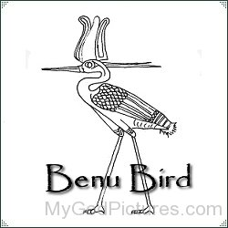 Bennu Bird-gv305