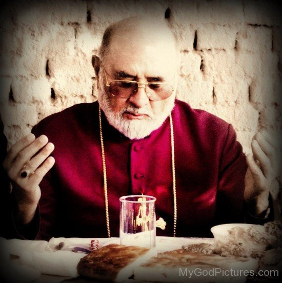 Catholicos-Patriarch Mar Dinkha IV Image