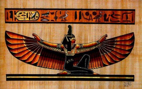 Divine Goddess Amunet-asd804