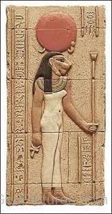 Egyptian Goddess Bastet-nb408
