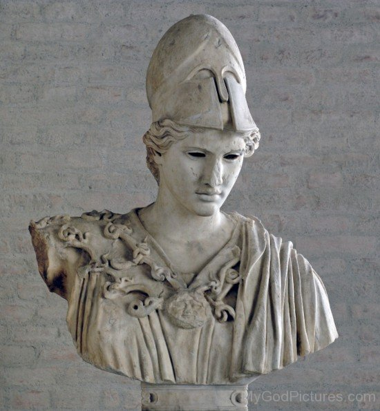 Face Of Athena