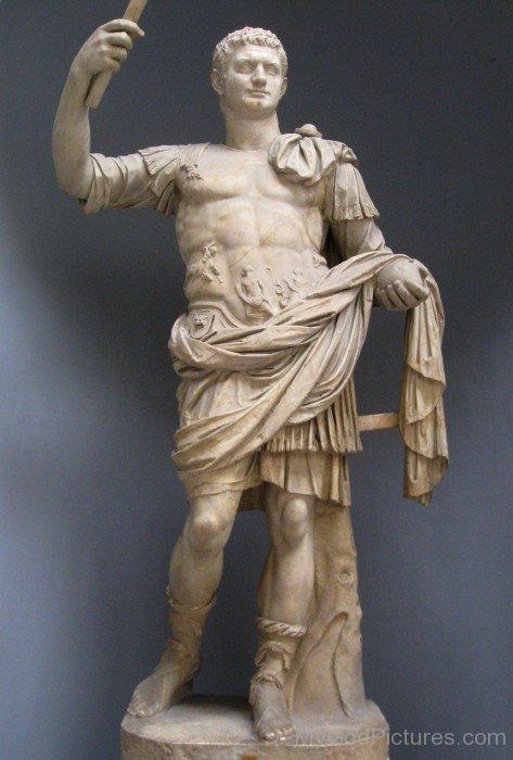 God Augustus Photo