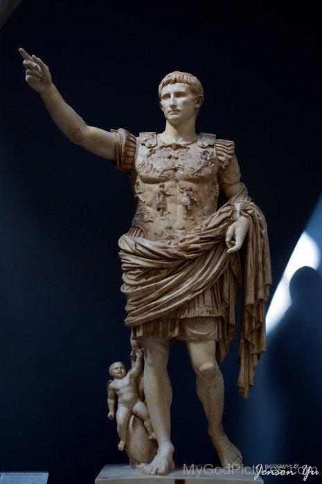 God Augustus Picture