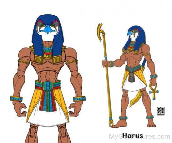 God Horus Image-cb504