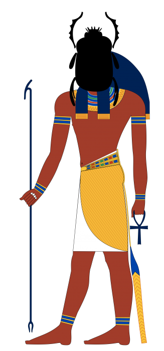 God Khepri-lk907