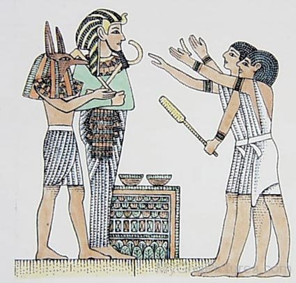 God Of Medicine Imhotep-jh205