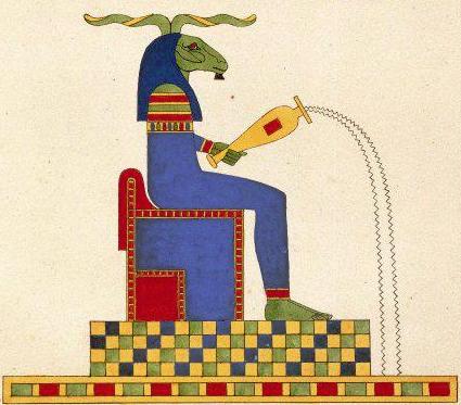 God Of Water Khnum-fg805