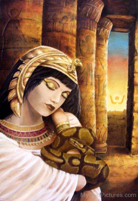 Goddess Amunet Image-asd807