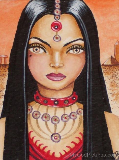 Goddess Amunet-asd809
