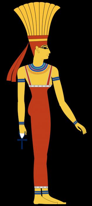 Goddess Anuket Image-pl93