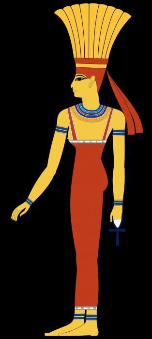 Goddess Anuket-pl94